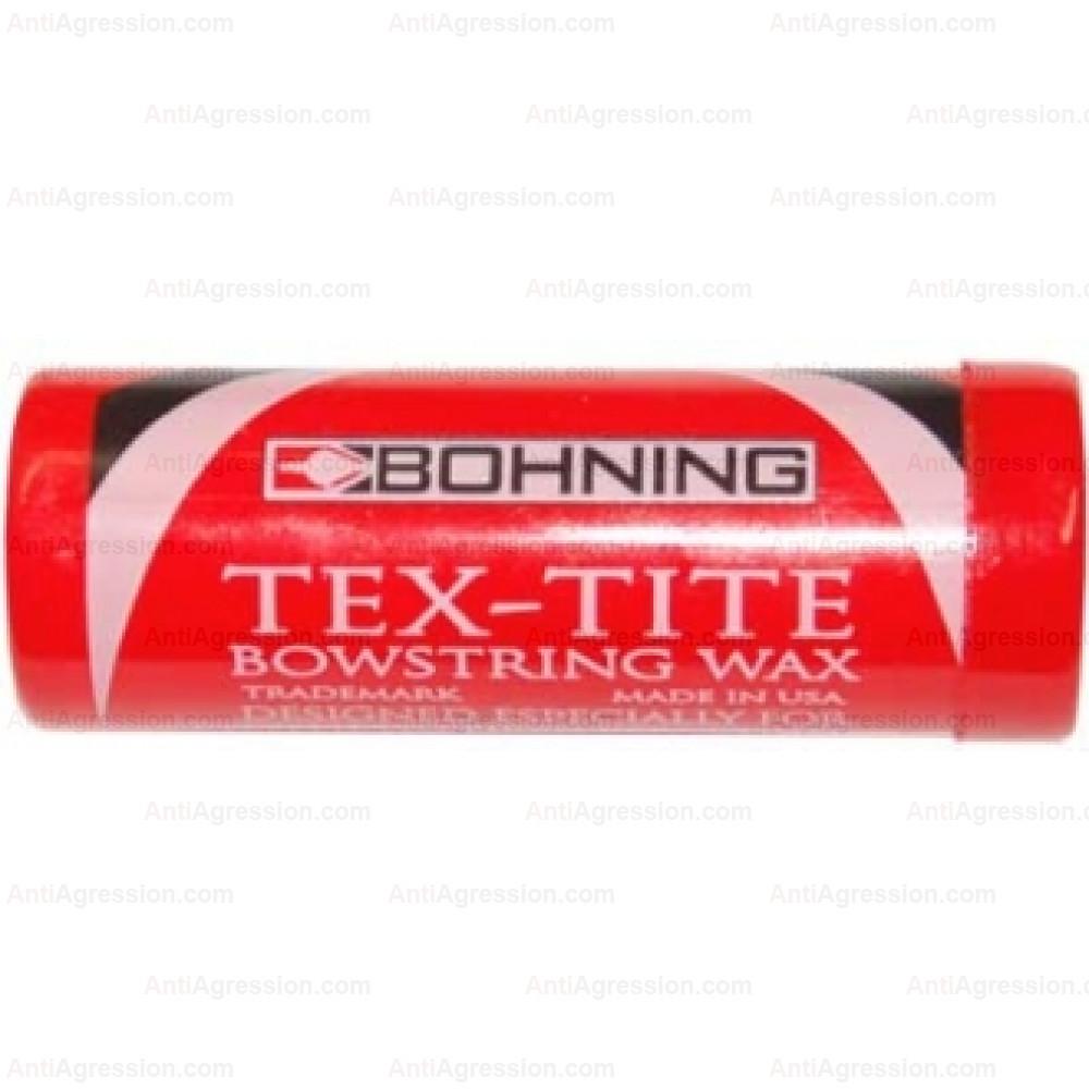Tube de cire Bohning pour arbalète