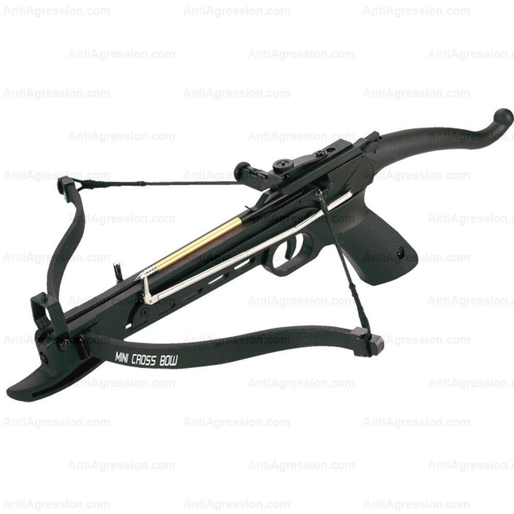 Pistolet arbalète Cobra A16 80 livres