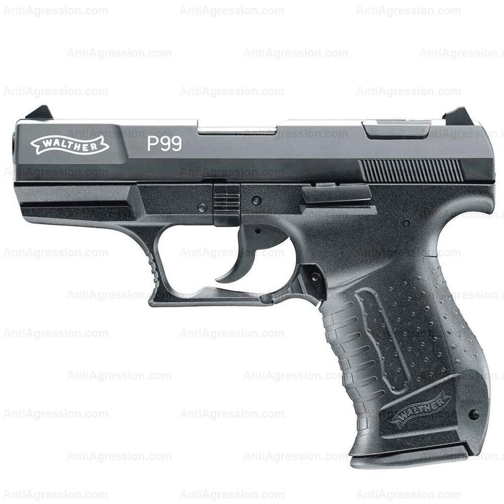 Pistolet Walther P99 Noir cal.9mm UMAREX