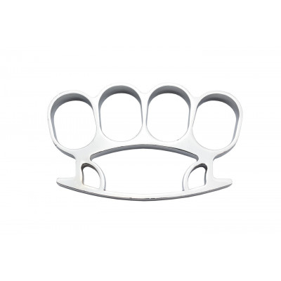 Poing américain argent Max Knives PA26S