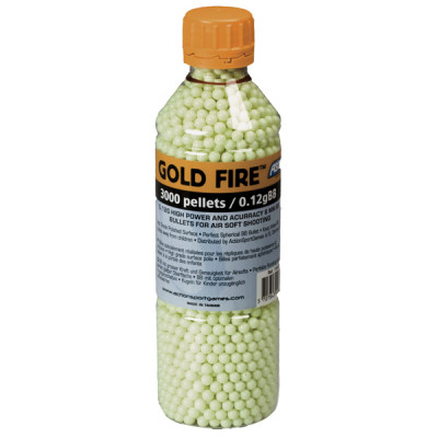Goldfire 3000 bbs 0.12 gr ASG
