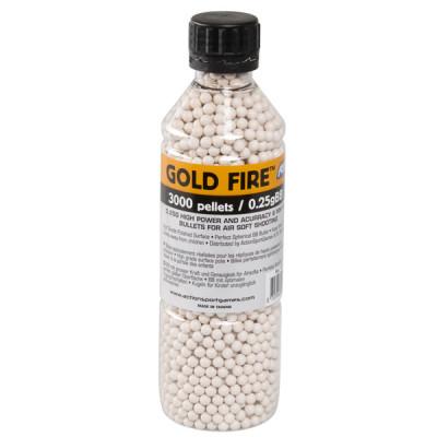 Goldfire 3000 bbs 0.25 gr ASG