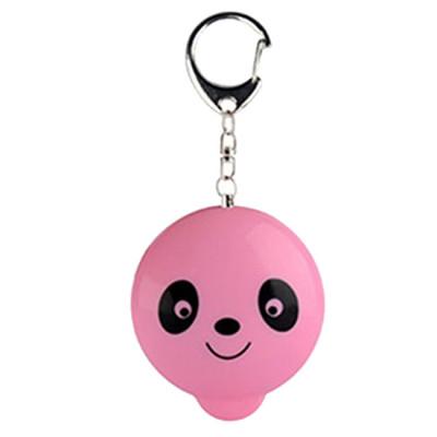 Alarme de défense Panda rose