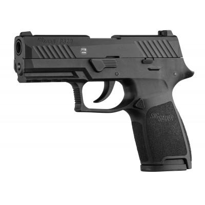 Pistolet à blanc SIG SAUER P320 cal. 9 mm PAK Noir