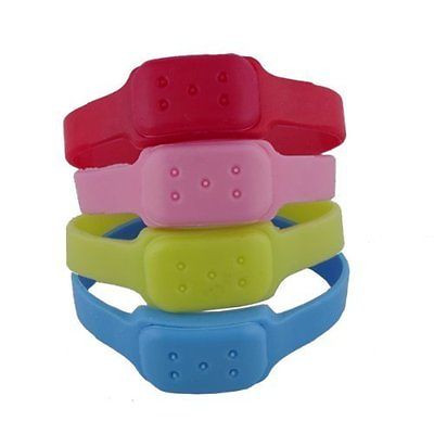 Bracelet anti-moustique