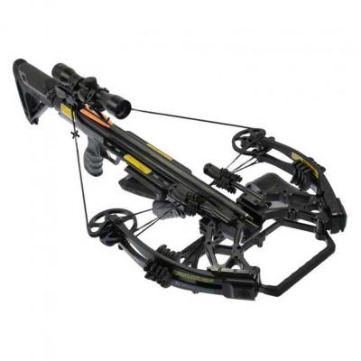 Arbalète à poulies accelerator 410 Noire 185 livres 410fps - EK Archery