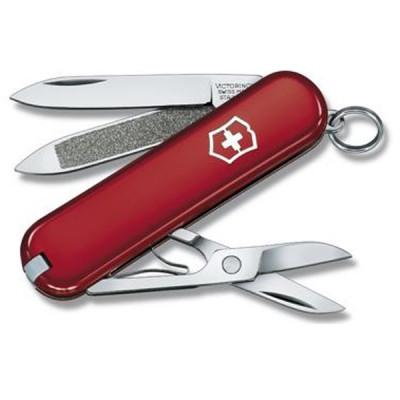 Couteau Suisse classique rouge