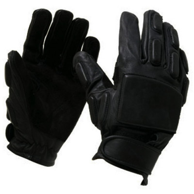 Gants SWAT intervention cuir