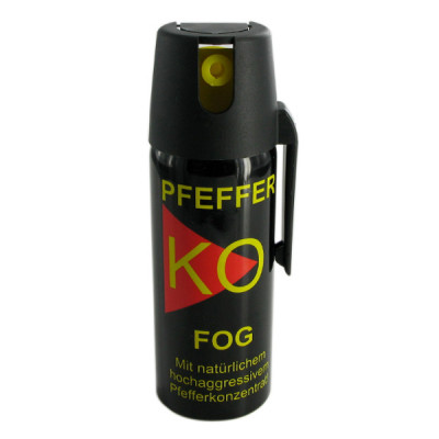 KO FOG gaz au poivre 50ml