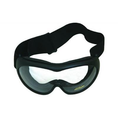 Masque de protection noir pour airsoft