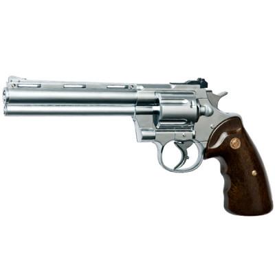 Revolver R357 chromé cal. 6mm