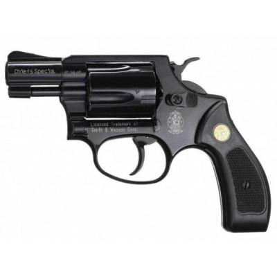 Revolver Smith & Wesson Chiefs Special Noir cal. 9mm UMAREX
