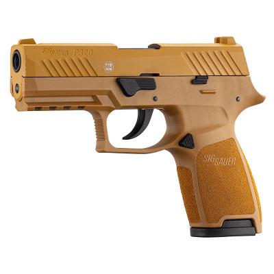 Pistolet à blanc SIG SAUER P320 cal.9mm P.A.K Dark Earth