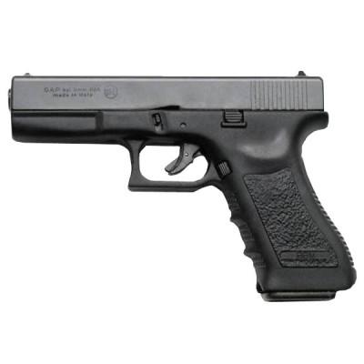 Pistolet Bruni Gap réplique du Glock 17 Noir cal. 9mm